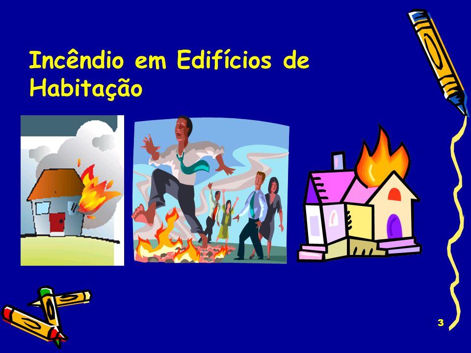 Incêndio em Edifícios de Habitação