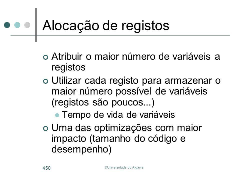 ©Universidade do Algarve