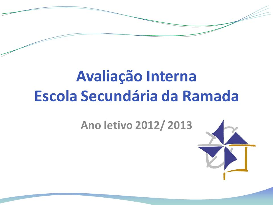 Avaliação Interna Escola Secundária da Ramada