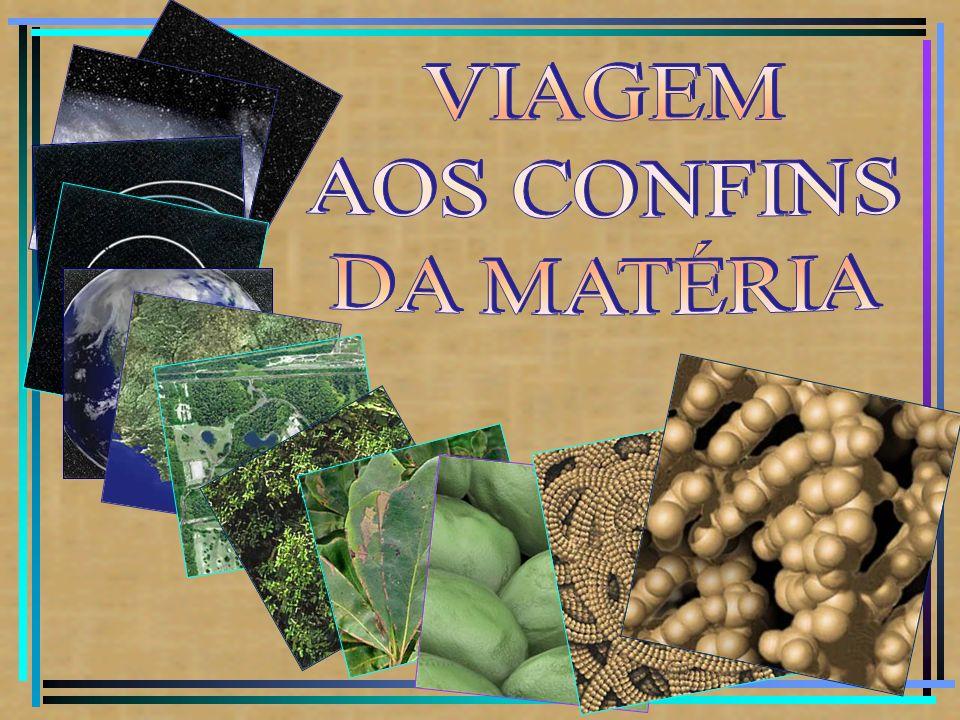 VIAGEM AOS CONFINS DA MATÉRIA
