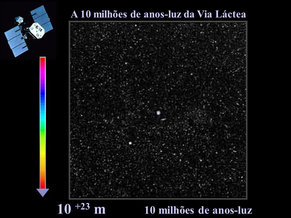A 10 milhões de anos-luz da Via Láctea