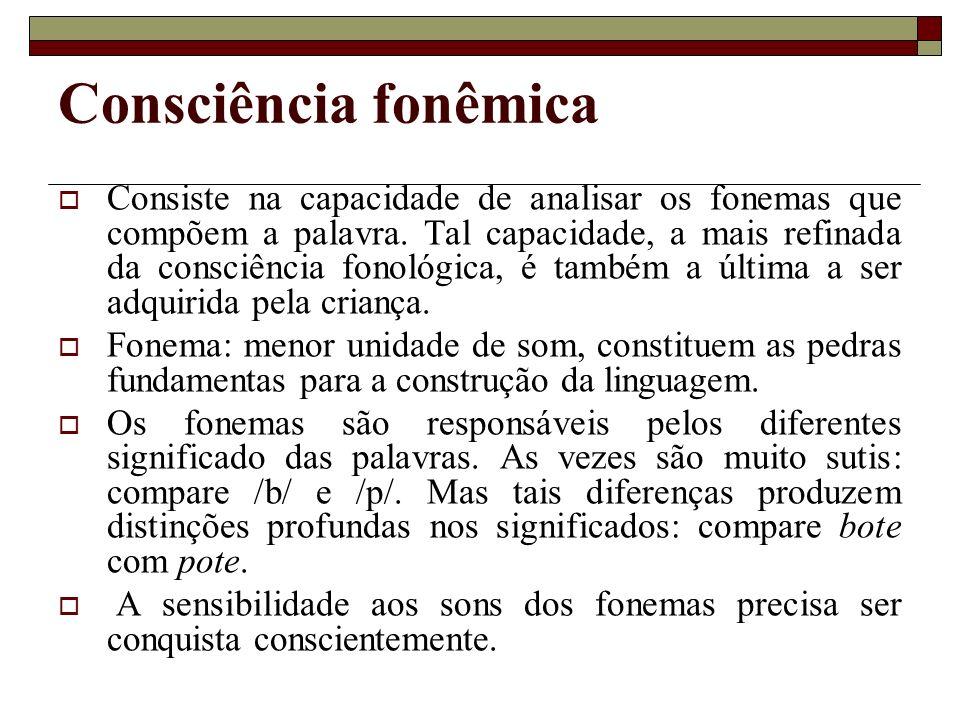 Consciência fonêmica