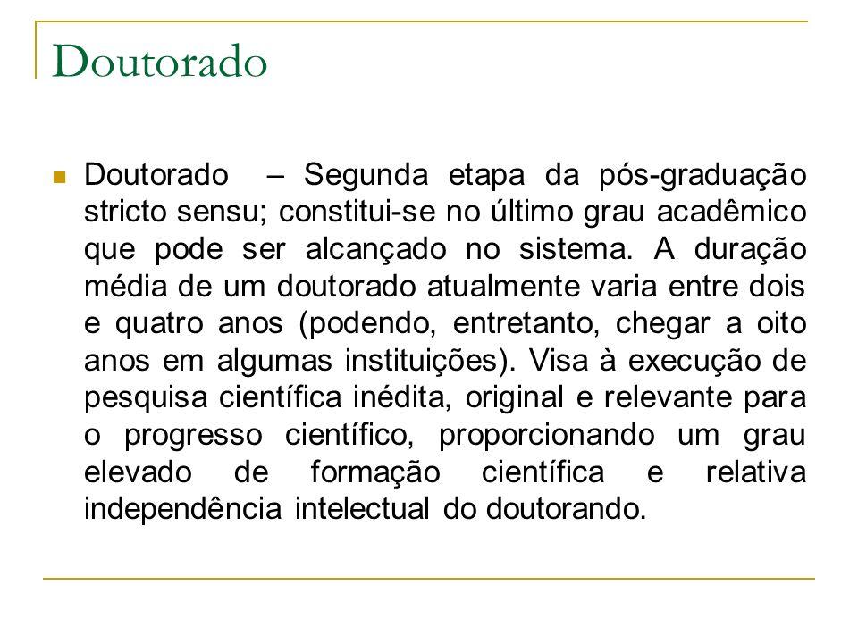 Doutorado