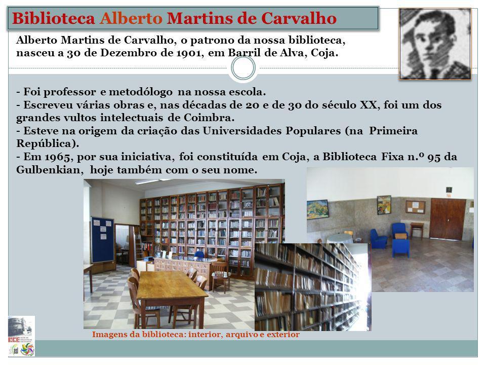 Biblioteca Alberto Martins de Carvalho