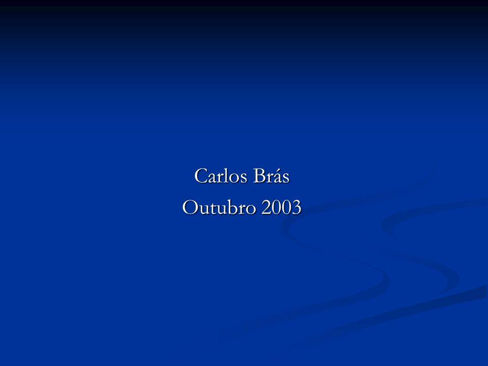 Carlos Brás Outubro 2003