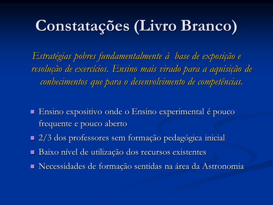 Constatações (Livro Branco)
