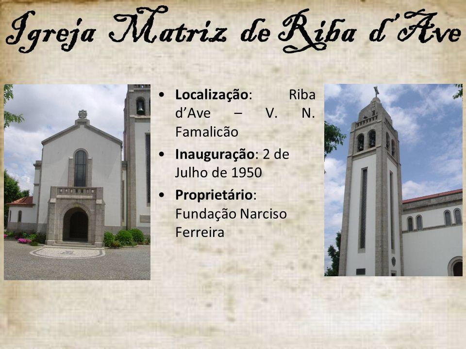Igreja Matriz de Riba d'Ave