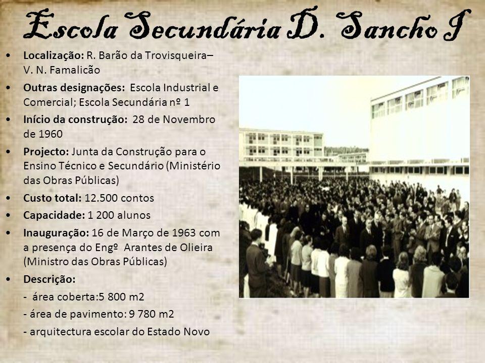 Escola Secundária D. Sancho I