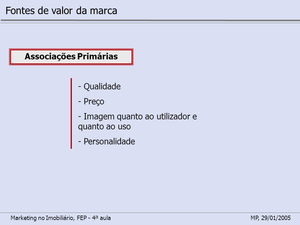 Associações Primárias