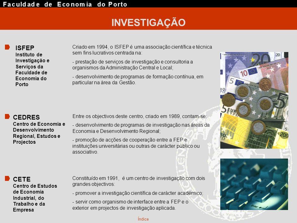 INVESTIGAÇÃO ISFEP CEDRES CETE