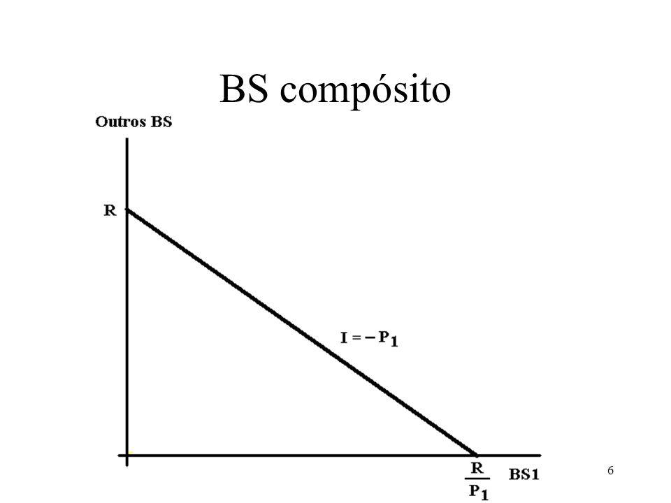 BS compósito