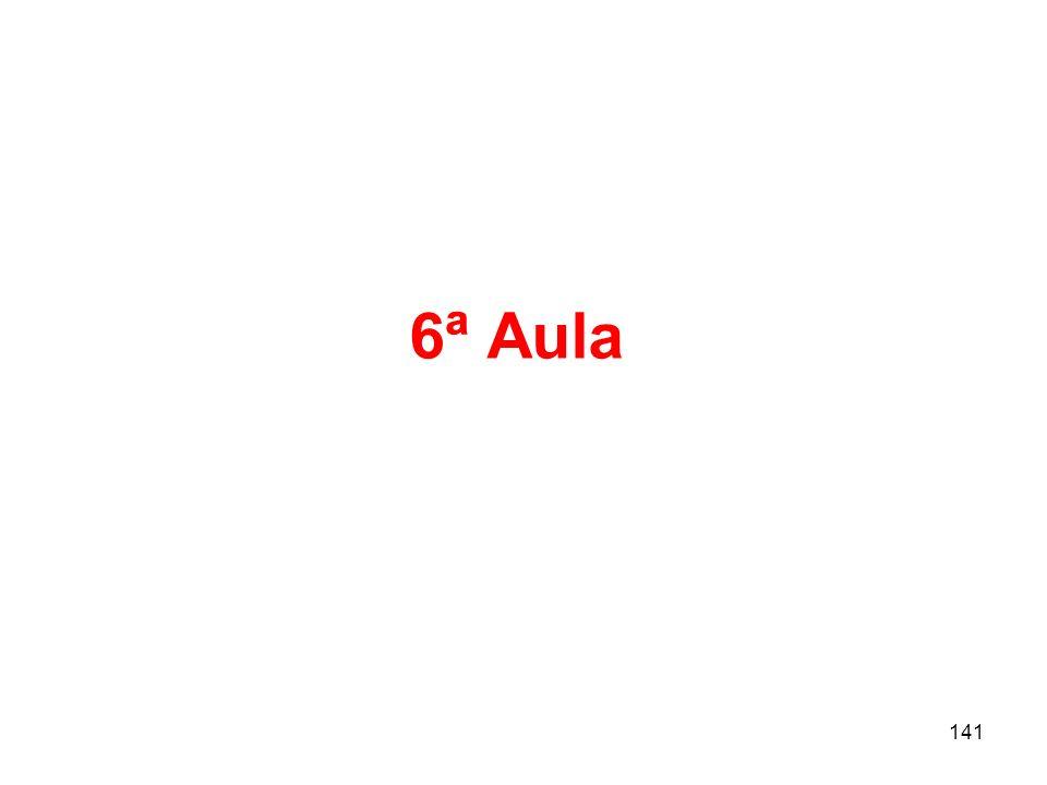 6ª Aula