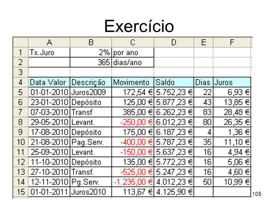 Exercício 105