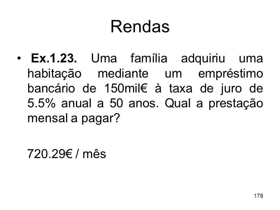 Rendas