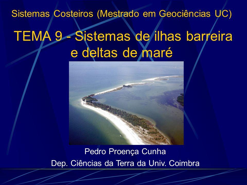 Dep. Ciências da Terra da Univ. Coimbra