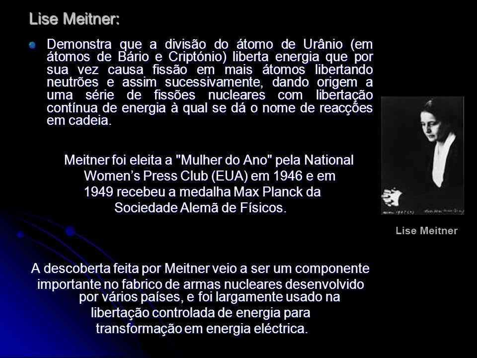 Lise Meitner: