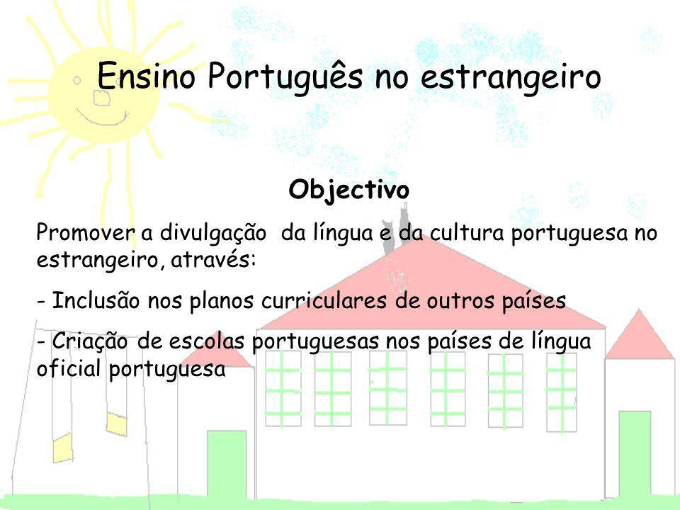 Ensino Português no estrangeiro