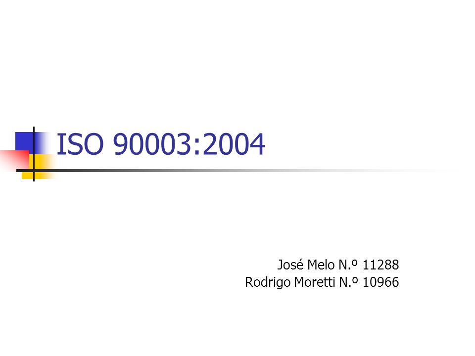 José Melo N.º 11288 Rodrigo Moretti N.º 10966