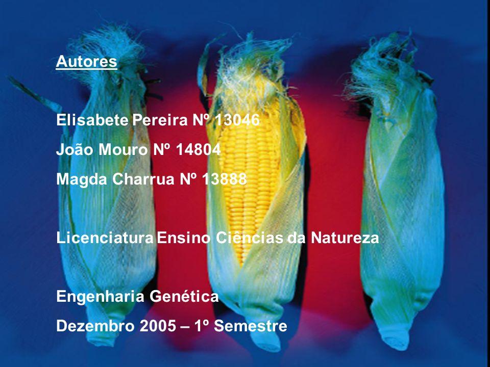 Autores Elisabete Pereira Nº 13046. João Mouro Nº 14804. Magda Charrua Nº 13888. Licenciatura Ensino Ciências da Natureza.