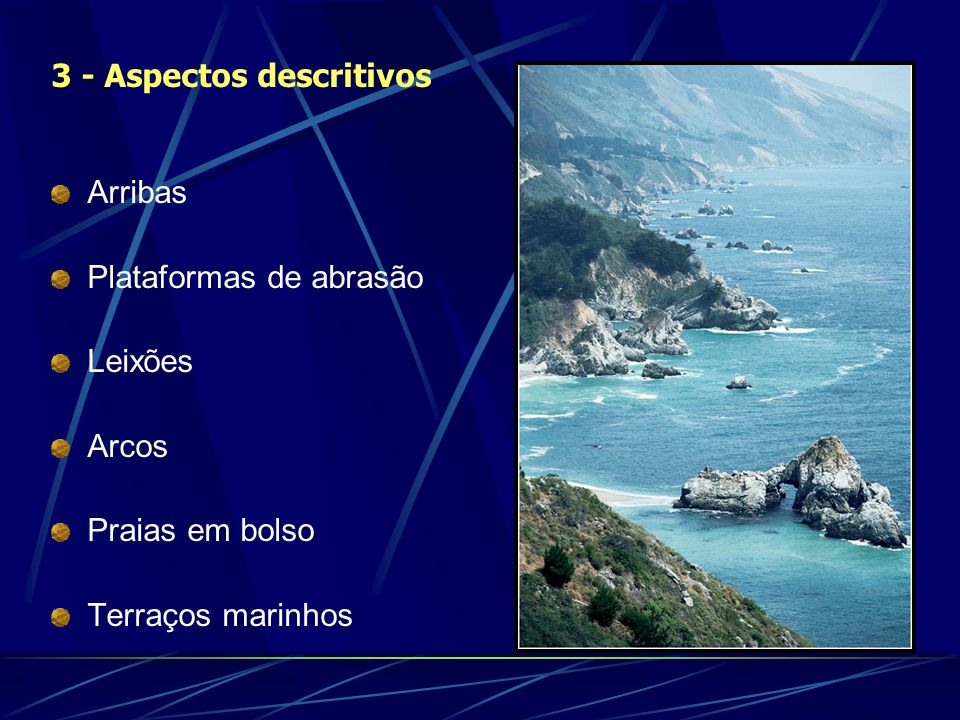 3 - Aspectos descritivos