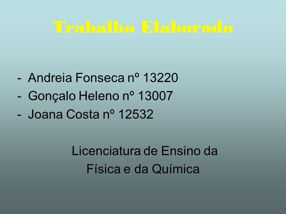 Licenciatura de Ensino da