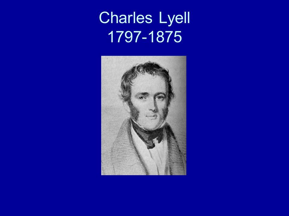 Charles Lyell 1797-1875