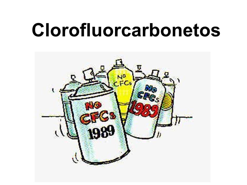 Clorofluorcarbonetos