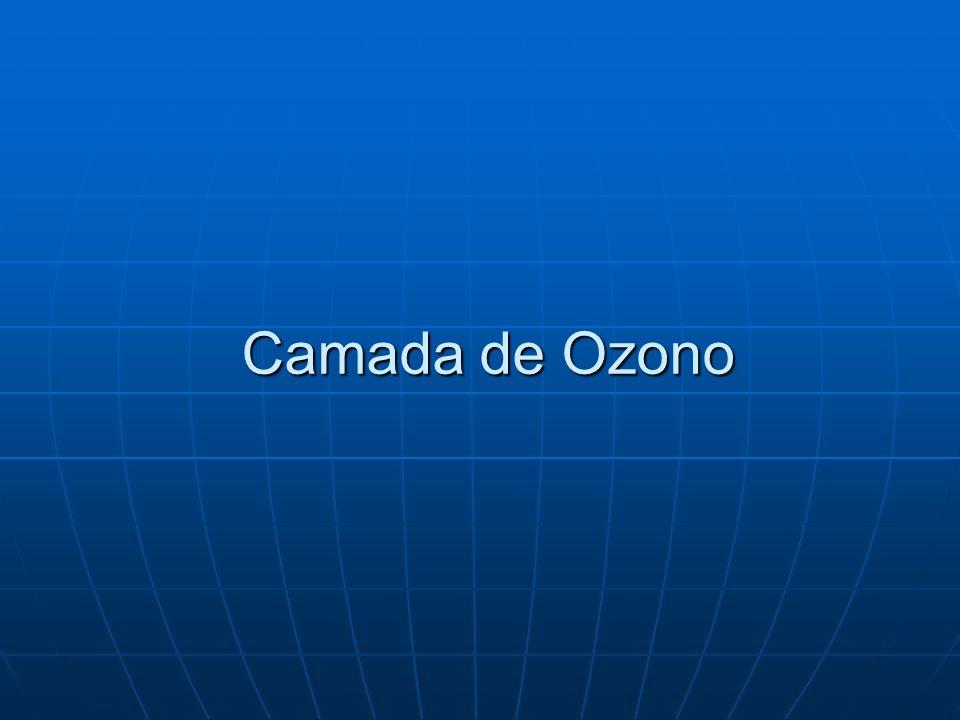 Camada de Ozono