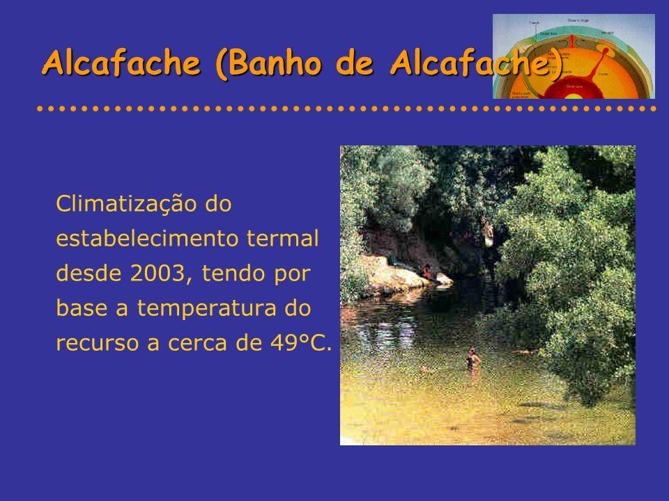 Alcafache (Banho de Alcafache)
