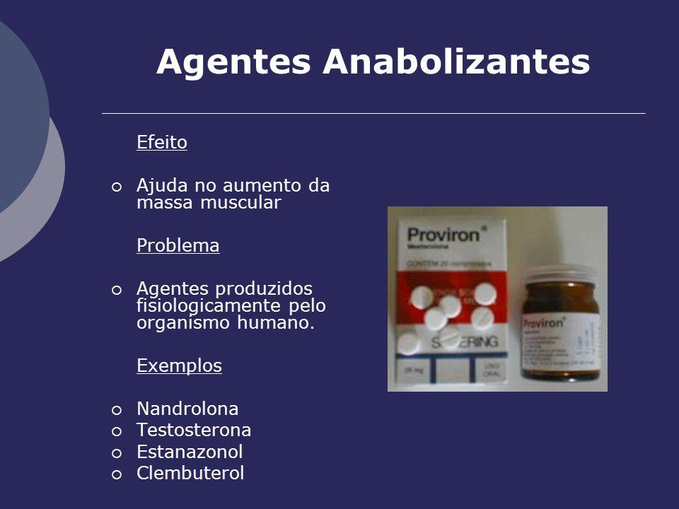 Agentes Anabolizantes
