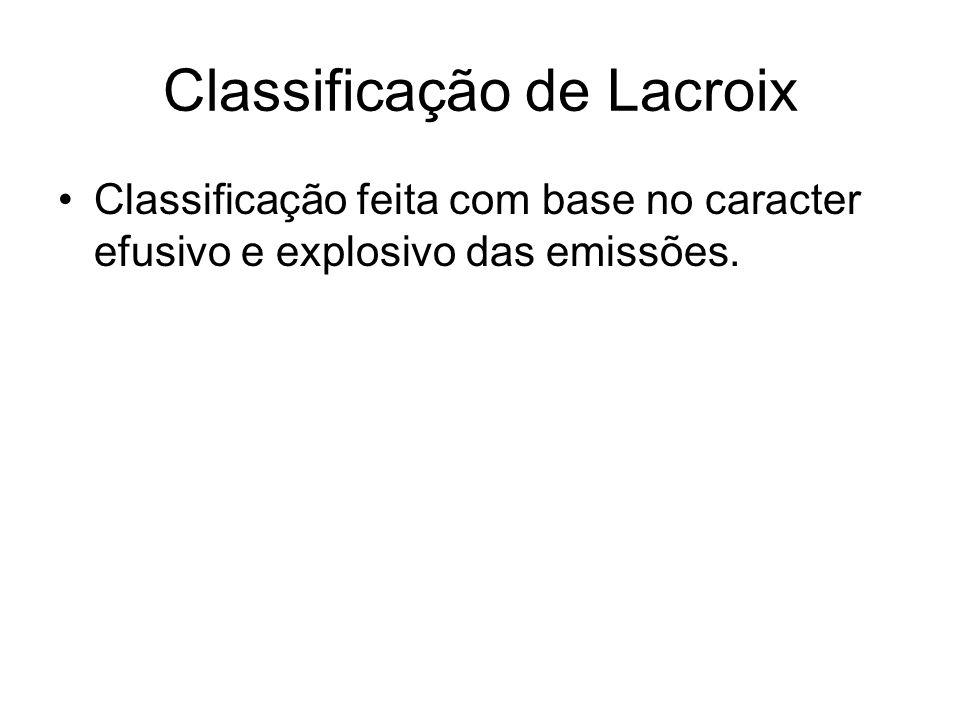 Classificação de Lacroix