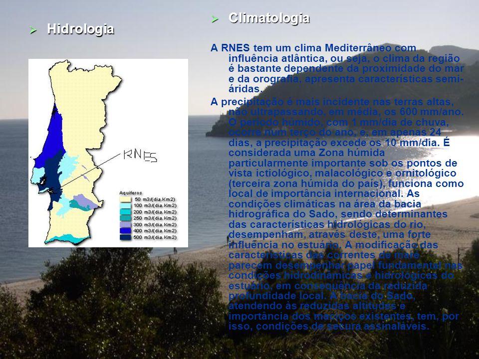 Climatologia Hidrologia