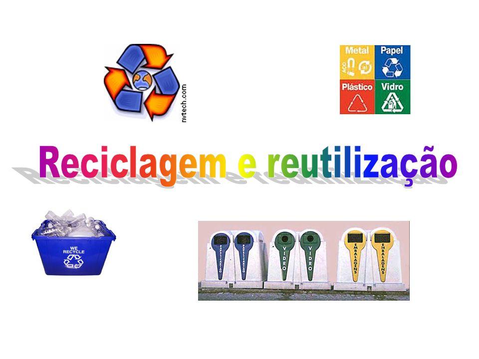 Reciclagem e reutilização