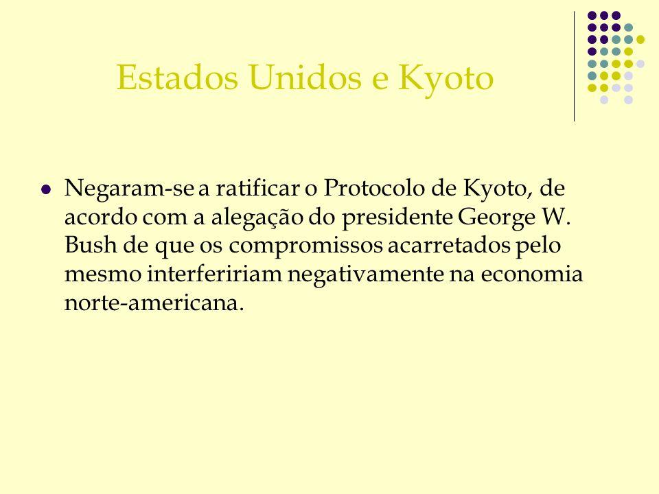Estados Unidos e Kyoto