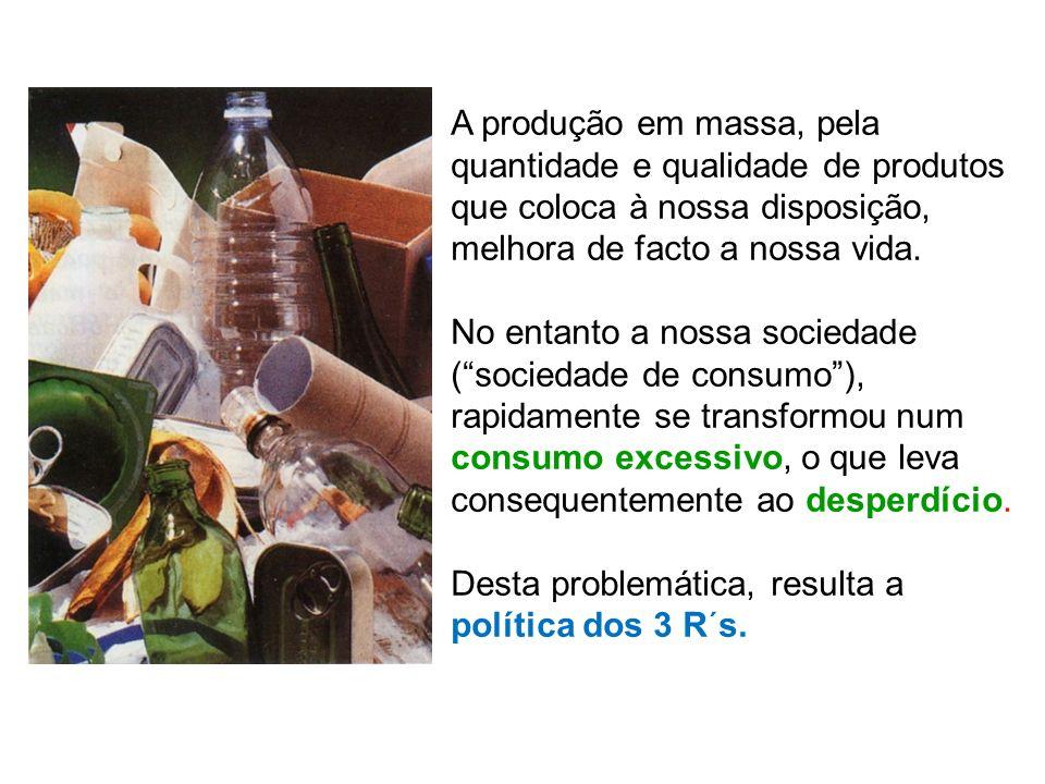 A produção em massa, pela quantidade e qualidade de produtos que coloca à nossa disposição, melhora de facto a nossa vida.