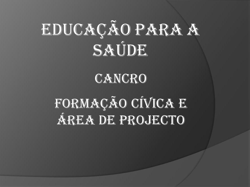Formação Cívica e Área de Projecto
