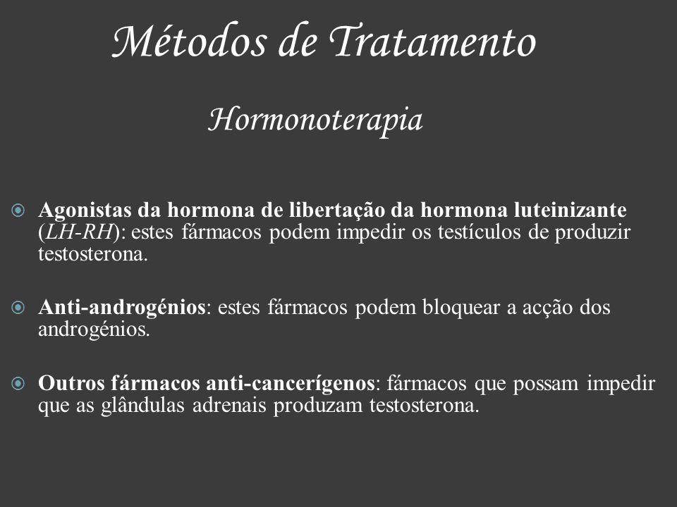 Métodos de Tratamento Hormonoterapia