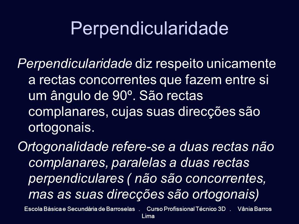 Perpendicularidade