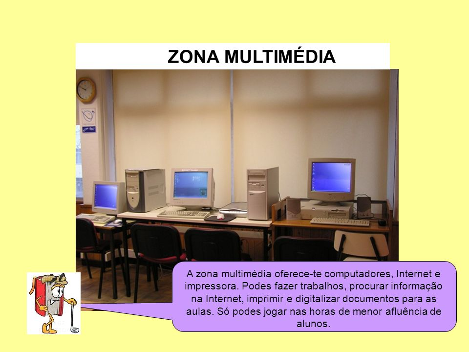 ZONA MULTIMÉDIA