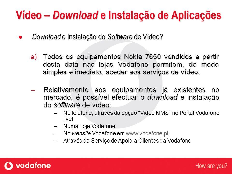 Vídeo – Download e Instalação de Aplicações