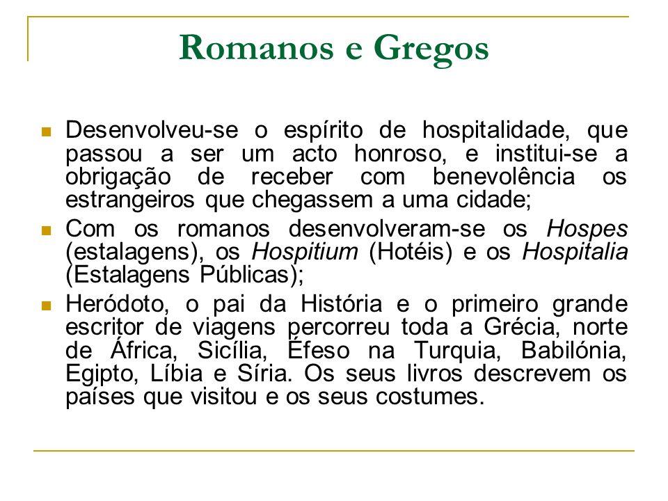 Romanos e Gregos