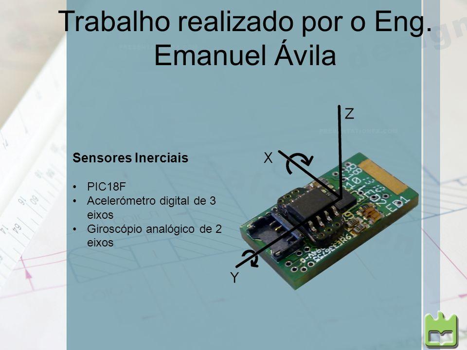 Trabalho realizado por o Eng. Emanuel Ávila