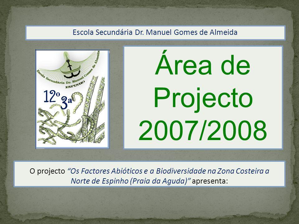 Escola Secundária Dr. Manuel Gomes de Almeida