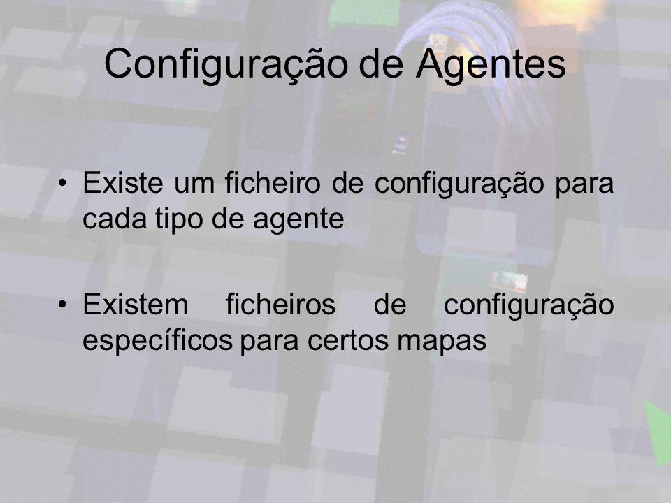 Configuração de Agentes