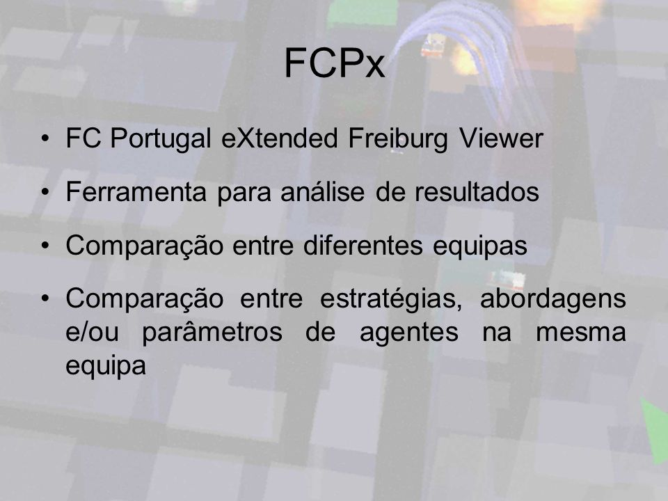 FCPx FC Portugal eXtended Freiburg Viewer