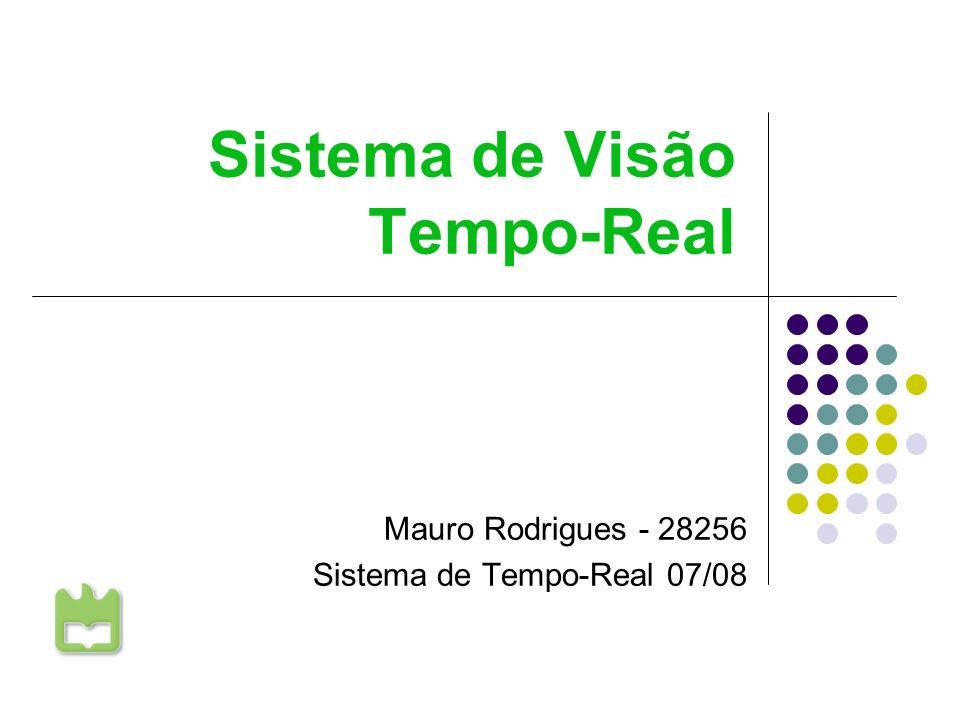 Sistema de Visão Tempo-Real