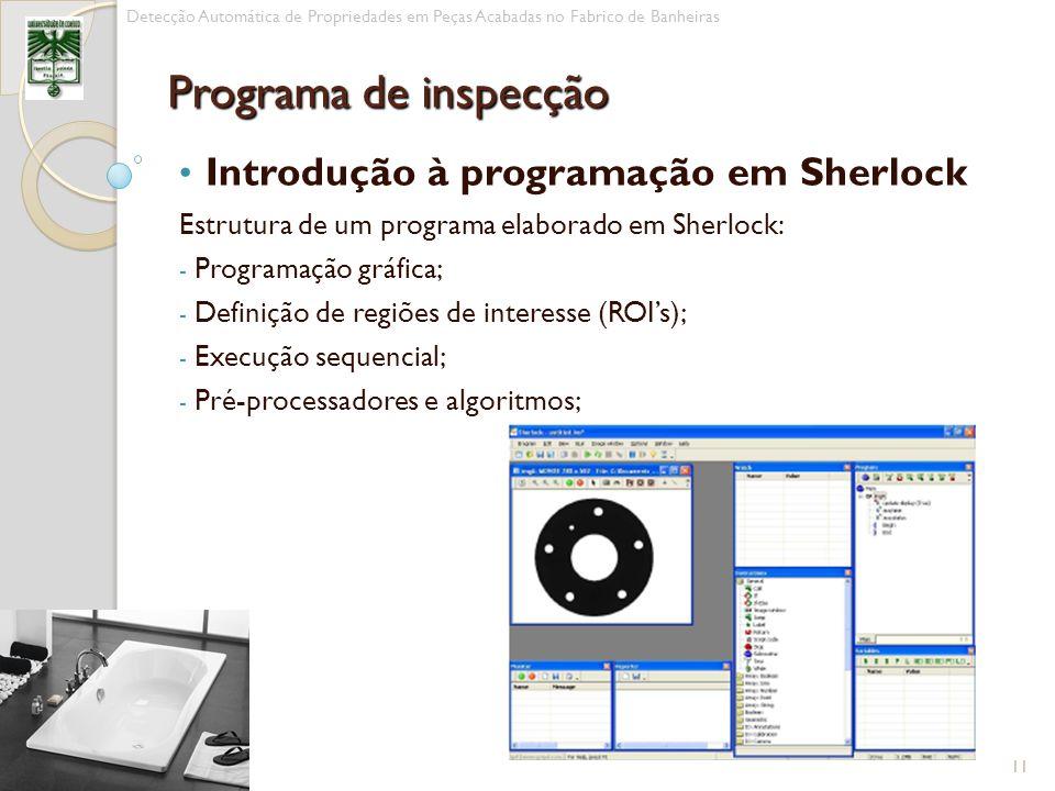 Introdução à programação em Sherlock