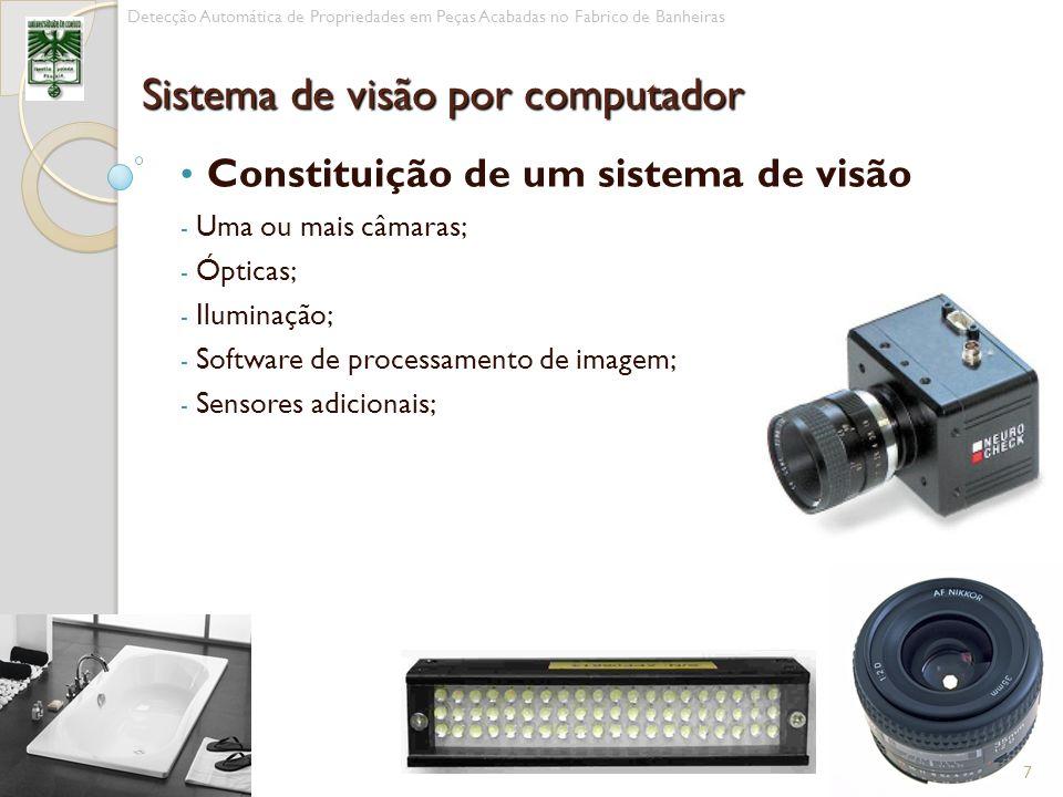 Sistema de visão por computador