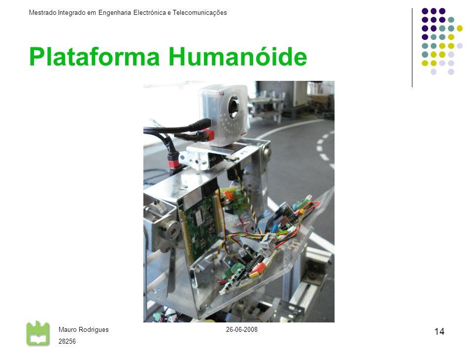 Plataforma Humanóide 26-06-2008