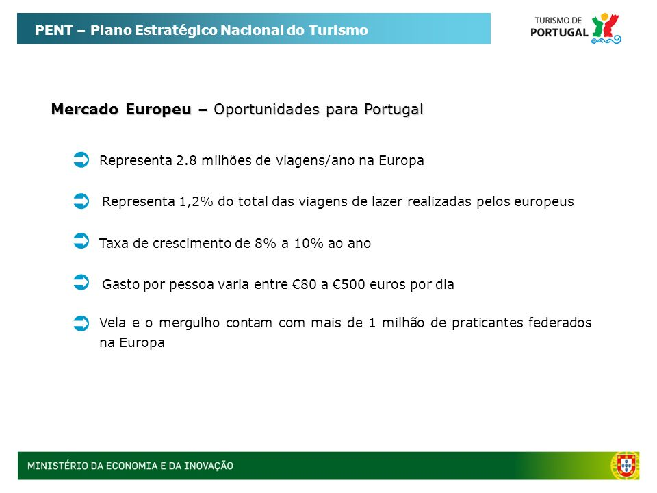 Mercado Europeu – Oportunidades para Portugal